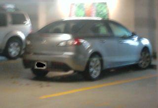 Mazda3car