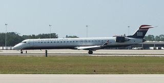 US Airways CRJ-900 Mesa Airlines