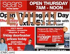 Sears is evil